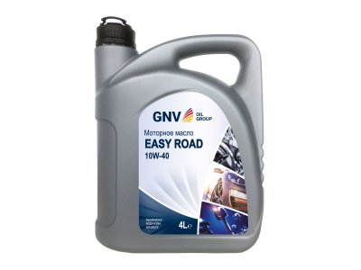 Моторное масло GNV EASY ROAD 10w40 SN/CF