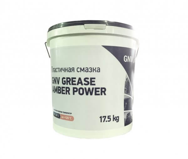 Смазка пластичная GNV Grease Amber Power LITOL 24